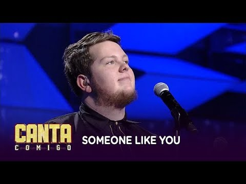 Miguel Ev canta Someone Like You, de Adele, mas não atinge pontuação mínima