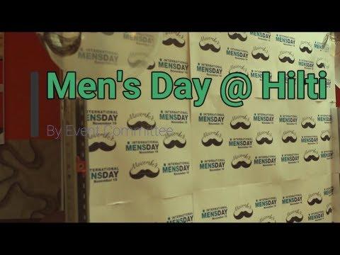 Men's Day @ Hilti Emirates