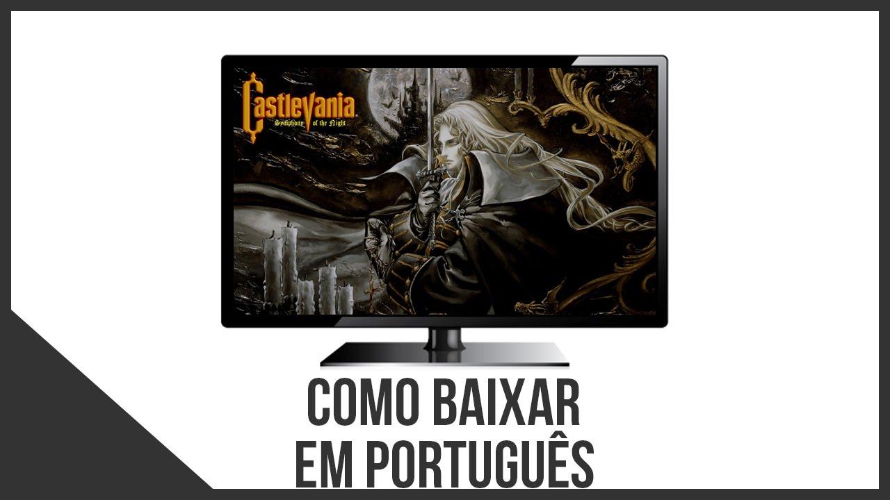 PC DA BAIXAR NOITE SINFONIA CASTLEVANIA PARA