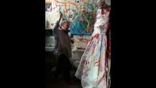 Lorain Kills a Wedding Dress