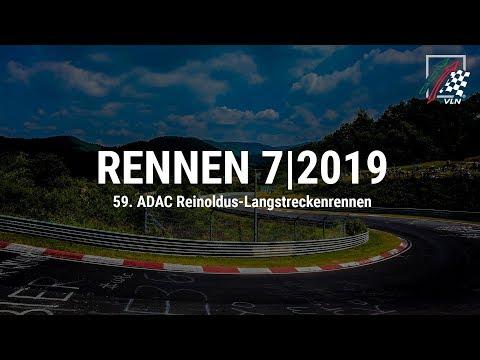 RE-LIVE: Der siebte Lauf VLN Langstreckenmeisterschaft Nürburgring