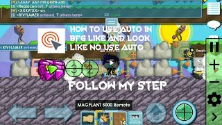 Download How to use auto in Bfg at Growtopia and you look like not use AUTO. FOLLOW MY STEP - TOTURIAL GT