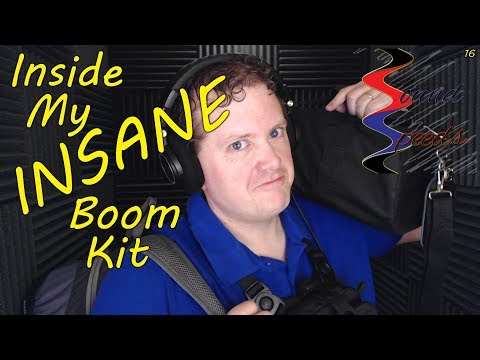 3BO: Inside My INSANE Boom Kit - Sound Speeds