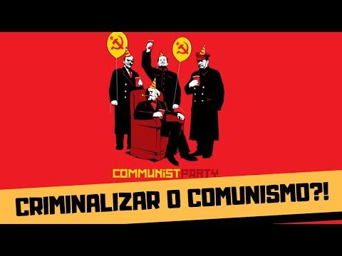CRIMINALIZAR O COMUNISMO: FAZ SENTIDO ISTO?!