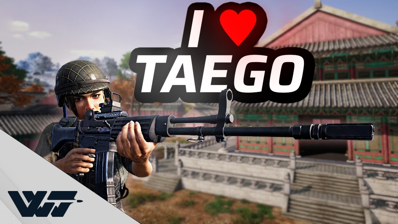 Download I LOVE TAEGO - And you will love it too - PUBG