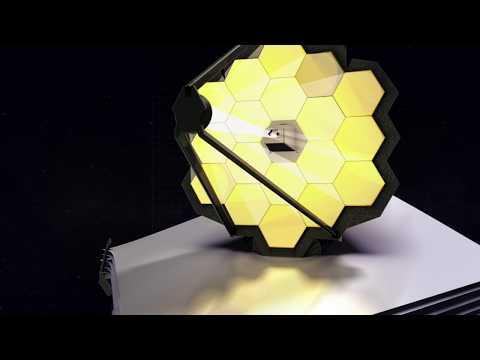 James Webb Space Telescope Laser-Focused Sight