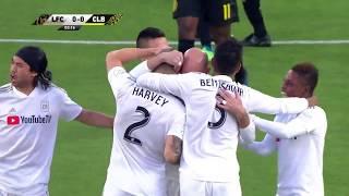 LAFC vs. Columbus Crew SC (2-0) | Full Highlights | MLS 2018