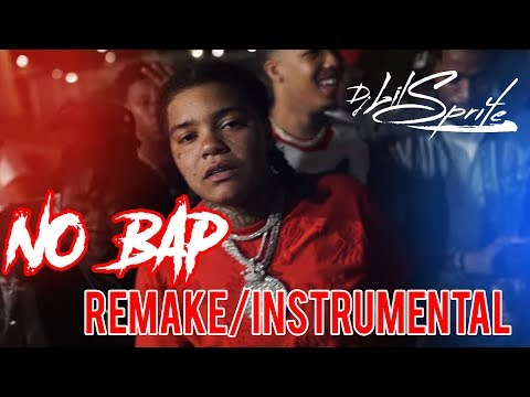 """Young M.A """"No Bap Freestyle""""  ( Remake/Instrumental by Dj Lil Sprite ) 🎹🎹🎹"""