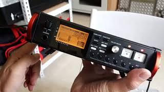 DR680 MK2 錄音機說明