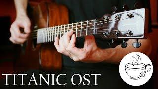 "Как играть My heart will go on - Guitar version ""Titanic"" OST  gtp tutorial"
