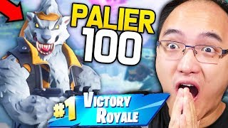 🤣 SAISON 6 🤣 I UNLOCKED THE LAST SKIN OF COMBAT PAS -LYCAN ON FORTNITE BATTLE ROYALE!