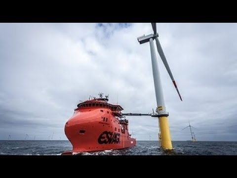 The Efficient Construction of Walney Extension Offshore Wind Farm