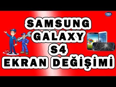 Samsung Galaxy S4 Dokunmatik Ekran Değişimi