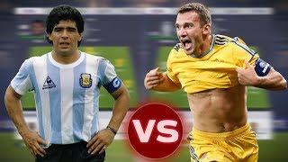 7 НОМЕРА ПРОТИВ 10 НОМЕРОВ В ФИФА 18