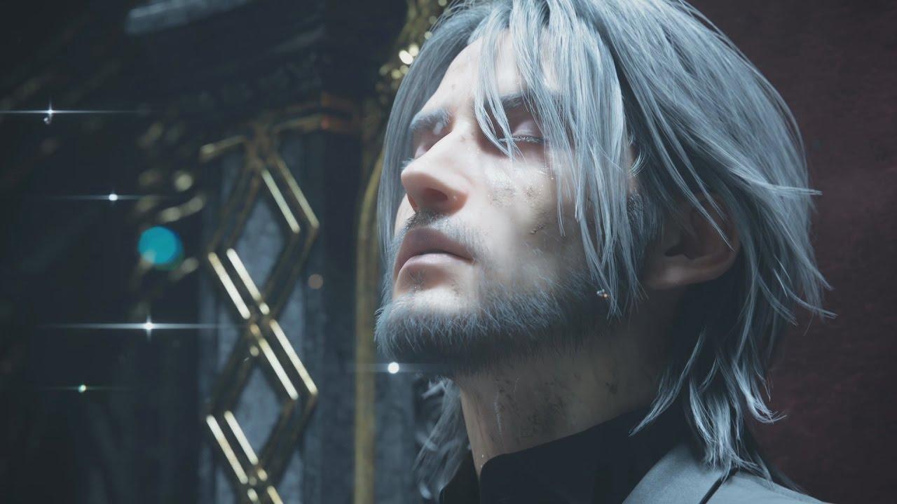 Old Noctis Ffxv: Final Fantasy XV (PS4 Pro)- Cutscenes