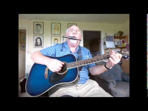 Harmonica and Guitar Chestnuts Roasting On An Open Fire (Including ...
