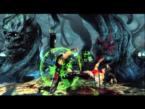 Skrillex: Reptile Theme Song(Official Music Video MK9 Edition) Travel Video