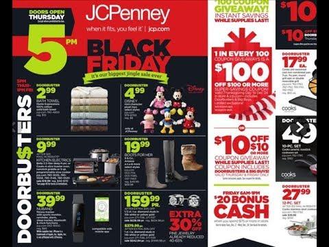 NEWS - Black Friday 2017:Walmart, Target, Best Buy, Kohl's, Toys R Us Thanksgiving, Black Friday ads