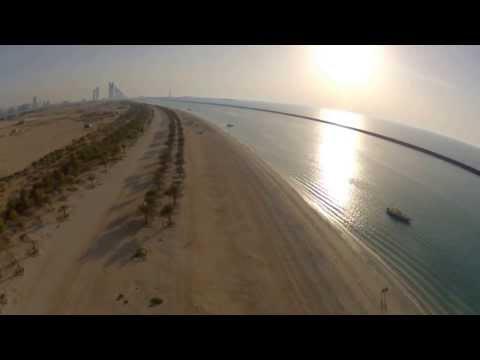 Lu Lu Island, Abu Dhabi...FPV flying