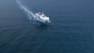 This $28K Personal Watercraft Lets You Fly Above the Waves