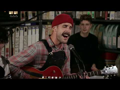 Rayland Baxter at Paste Studio NYC live from The Manhattan Center