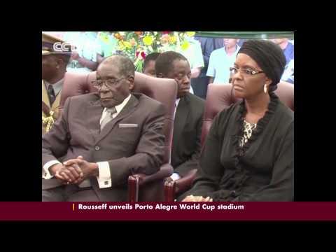 Robert Mugabe marks 90th birthday