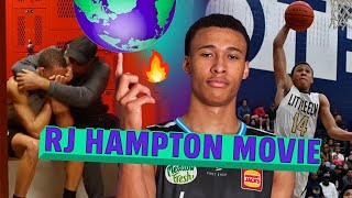 The RJ Hampton MOVIE! His EMOTIONAL PATH To The NBA 😱