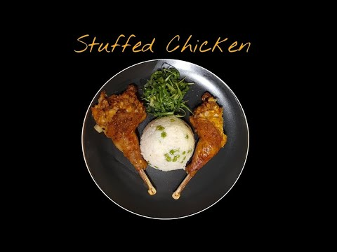 STUFFED JAPANESE CHICKEN by Aman's Table (Recipe in the Description)