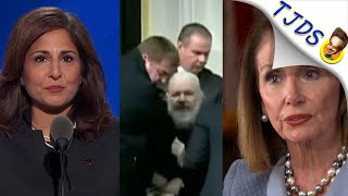 Assange Exposes Democrat Fascists, Torturers & Warmongers