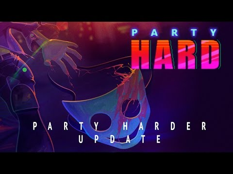 Party Hard: Party Harder Update Trailer from YouTube · Duration:  31 seconds