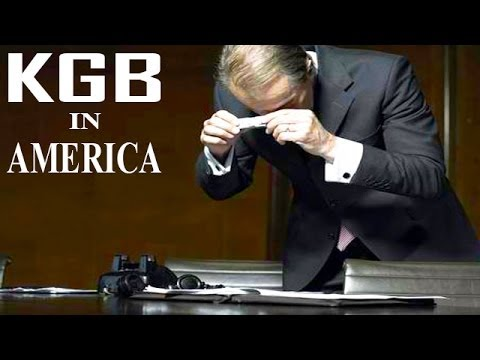 KGB Operations in North America  History of the Soviet Secret Service  Documentary  1981
