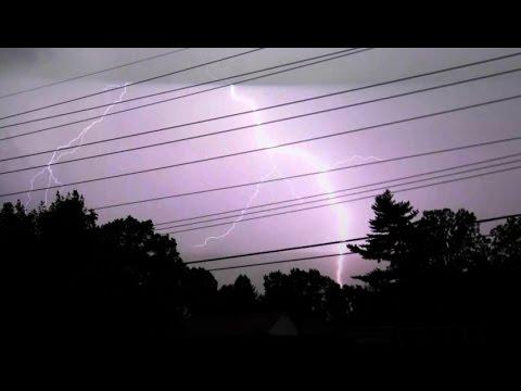 Cincinnati Thunderstorm (Recorded May 26, 2016)