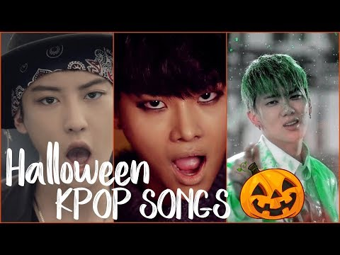 50 KPop Songs To Listen To For Halloween