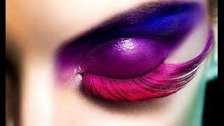 Искусство макияжа и боди арт  Лучшие художники и визажисты мира  Sharm