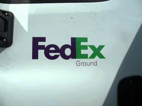 fedex ground driver job description