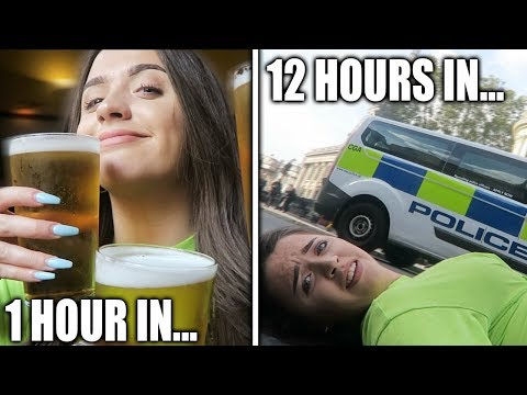 Drinking At EVERY London Wetherspoons In One Day