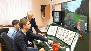 Новости Белорусской железной дороги, ноябрь 2017 (Выпуск 72)