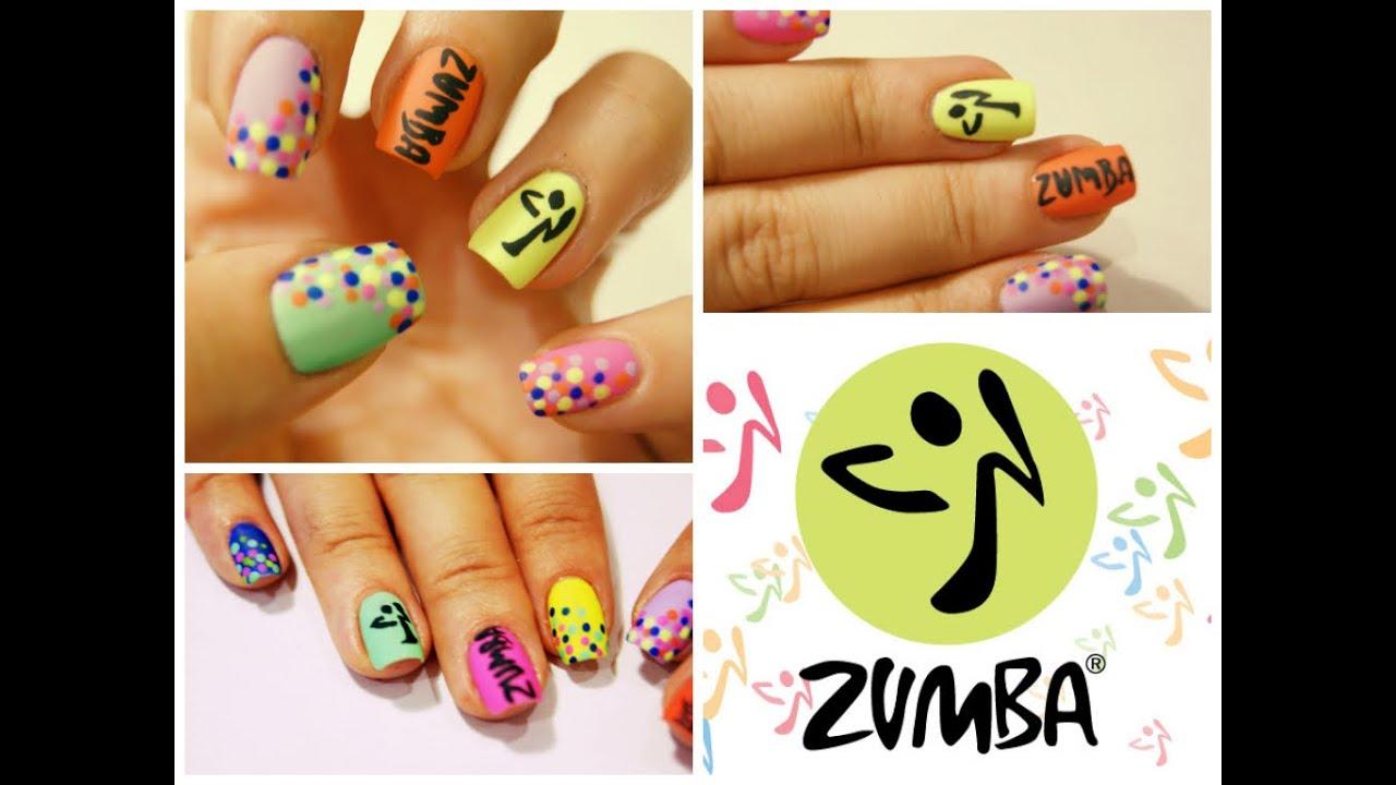 nail art zumba