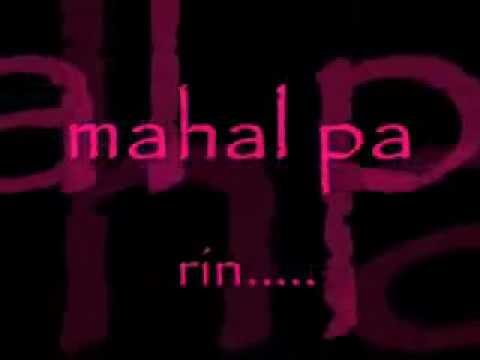Mahal Pa Rin   Sam Milby   YouTube
