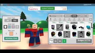 roblox design it #12/ super sid