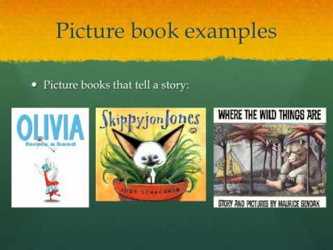 Categories of Children's Literature