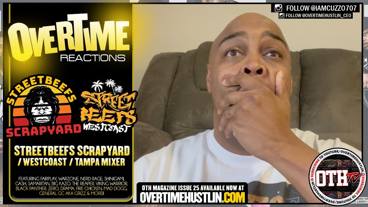 Overtime Reactions #SeasonFinale (StreetBeefs Mixer) Hosted by Cuzzo l Season 3 Ep 12