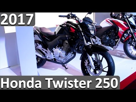 honda twister 250 2017 al 2018 caracteristicas colombia. Black Bedroom Furniture Sets. Home Design Ideas