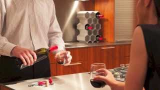 WineHive Modular Wine Rack - ASSEMBLY