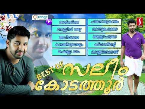 Best of SaleemKodathoor | Saleem kodathoor new album songs | latest mappila songs 2016