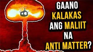 Nasaan ang Antimatter? | Bulalord