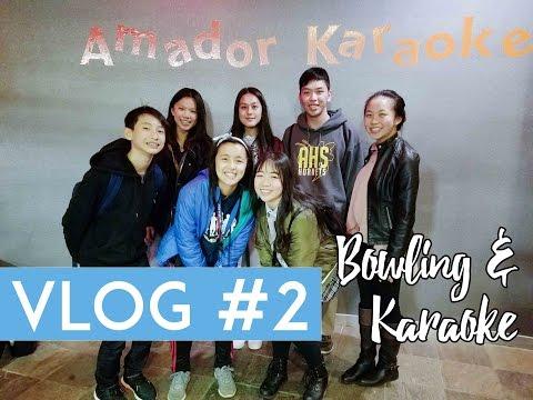 [VLOG #2] Bowling & Karaoke
