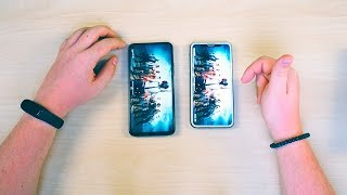 Honor 20 Pro vs iPhone XS - КТО БЫСТРЕЕ? Android vs iOS