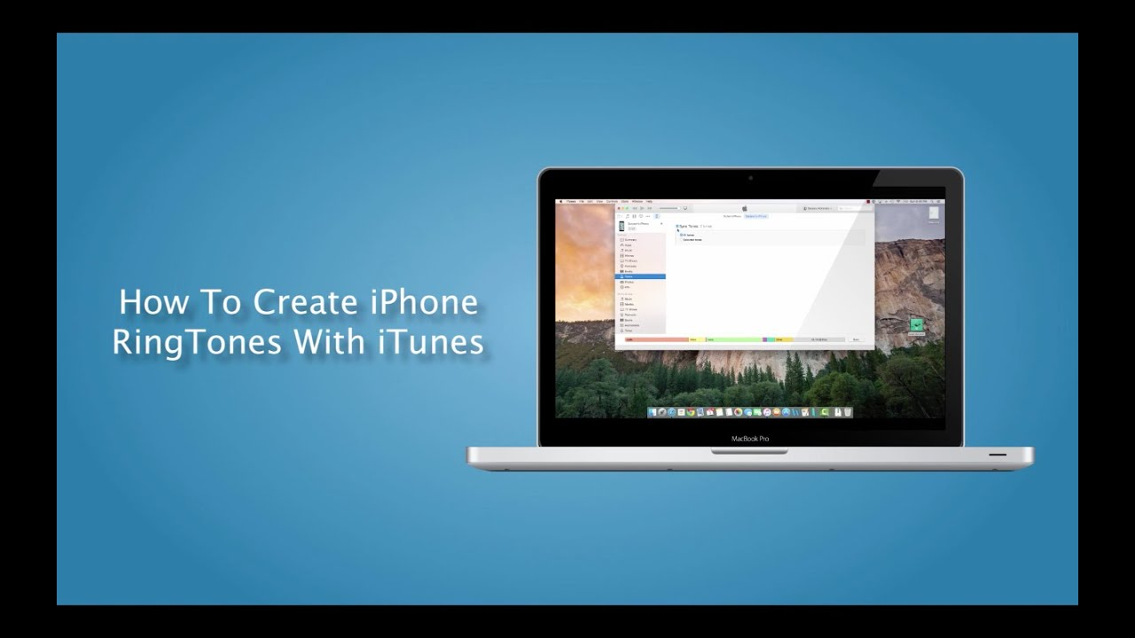 ringtones for iphone 5 how to make iphone ringtones for free with itunes 3691