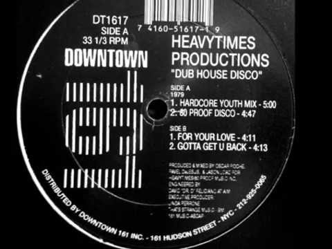 Heavytimes Productions - 1979 (80 Proof Disco) [Dub House Disco]